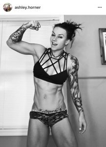 Ashley Horner: fitness model, entrepreneur, Reebok athlete, mother of 3 #lifegoals